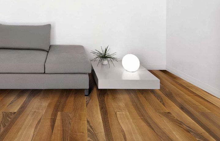 European natural Walnut Italian Wide Plank Wood Flooring | Tavolato Veneto